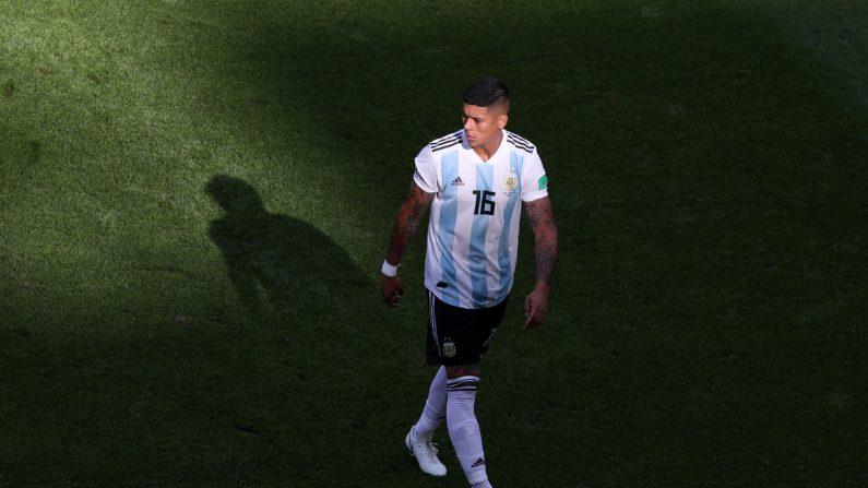 Futbolista argentino, Marcos Rojo, huye del hotel dominicano donde murieron dos turistas