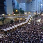 Las protestas en Hong Kong muestran que la gente ya no le tiene miedo al Partido Comunista Chino