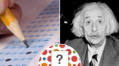 2 chicas logran el mayor coeficiente intelectual en la prueba de Mensa venciendo a Einstein y Hawking