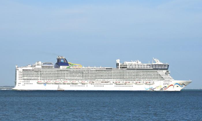 Imagen ilustrativa de un crucero. (Brian Burnell/Wikimedia Commons [CC BY-SA 3.0 (https://creativecommons.org/licenses/by-sa/3.0)])