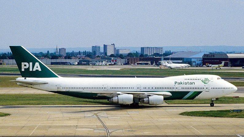 Aerolíneas Pakistán (PIA)