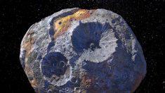 El asteroide Psyche podría convertirnos a todos en multimillonarios