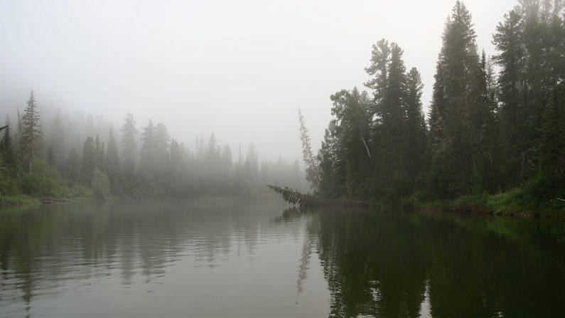 Río Abakan. (Wikimedia)