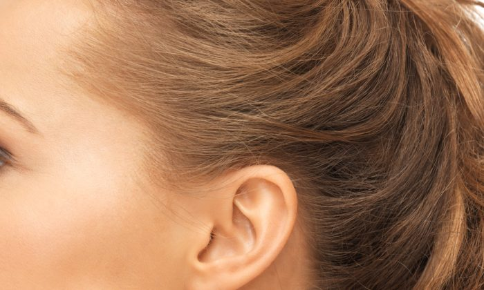 Imagen ilustrativa de una oreja. (Syda Productions/Shutterstock)