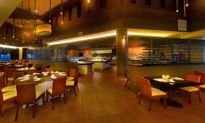Captura de pantalla sin fecha de una vista de 360º desde el interior del Restaurante Toro en el Hard Rock Hotel and Casino Punta Cana, en Punta Cana, República Dominicana. (Captura de pantalla/Hotel y Casino Punta Cana)