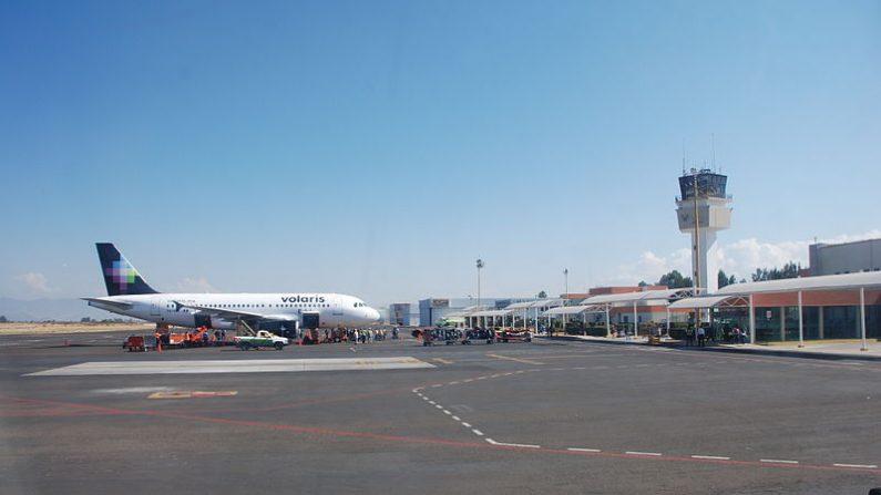 Aerolíneas Volaris. (Wikimedia Commons)