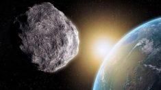Gran asteroide pasará rozando la Tierra el 24 de julio