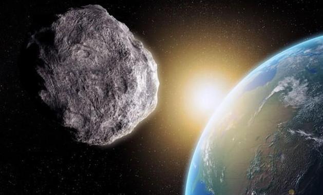 """La NASA dijo que un """"asteroide potencialmente peligroso"""" está en una """"aproximación cercana"""" de la Tierra. (NASA)"""