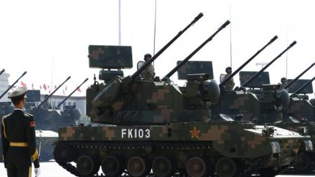 Investigan a pilotos chinos por enviar a China tecnología estadounidense con aplicaciones militares