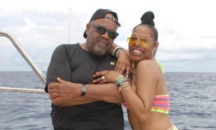 Nathaniel Holmes y Cynthia Day en una foto de archivo. Fueron encontrados muertos en su habitación de hotel en República Dominicana el 30 de mayo de 2019. (Cynthia Day/Facebook)