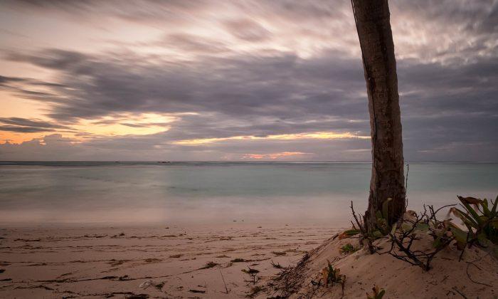 Imagen ilustrativa de una playa en República Dominicana. (Joe deSousa/Public Domain via Flickr)