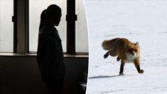 Madre dice que su hija está poseída por el espíritu de un zorro y quiere deportarla, el padre la defiende