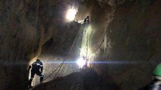 Derrumbe en una mina de Chile: confirman 1 rescatado, 1 muerto y 1 desaparecido