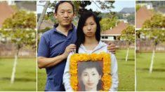 Su esposa fue torturada y asesinada en China. Él debe quedarse y morir o escapar y morir en el intento