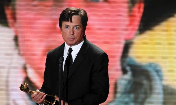 Michael J. Fox en una foto de archivo. (Franziska Krug-Pool/Getty Images)