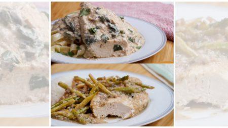 Dos recetas deliciosas de pollo fáciles y rápidas para salir volando