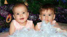 """Mamá de 2 pares de gemelos le da una noticia imposible a su esposo: """"Esto no es gracioso"""""""