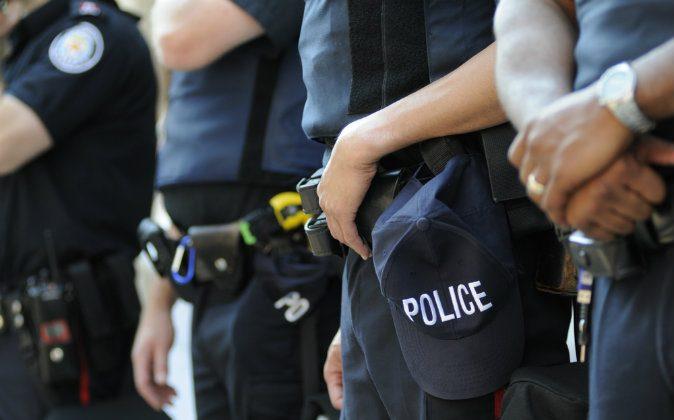 Imagen ilustrativa de policías. (Shutterstock)