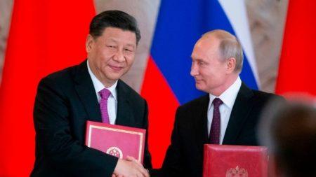Las relaciones chino-rusas bajo escrutinio luego de la reunión entre Xi y Putin en Rusia