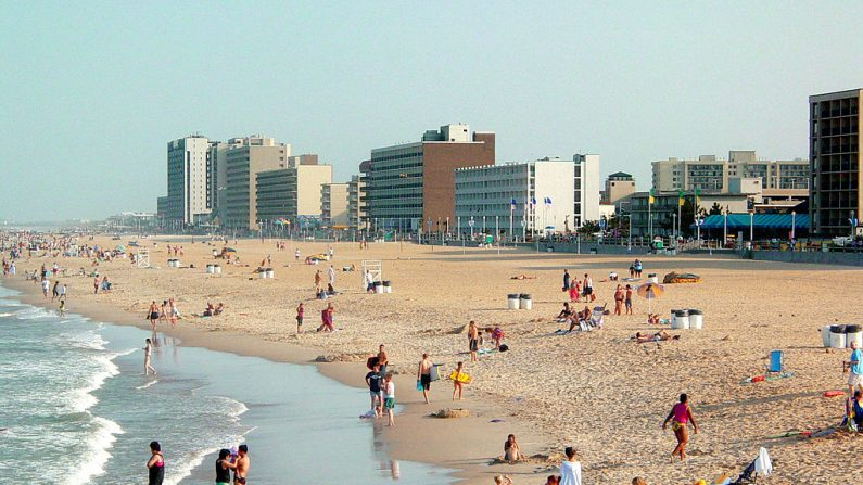 Virginia Beach. (Creative Commons)