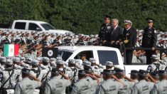 Avanza despliegue de una Guardia Nacional totalmente militar en México