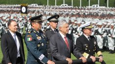 La Guardia Nacional comienza formalmente su despliegue en México contra la inseguridad