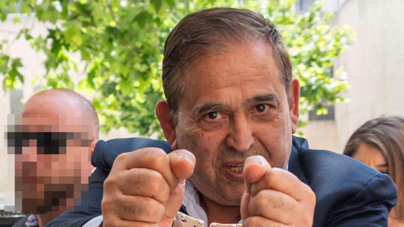 El empresario mexicano Alonso Ancira. EFE/Archivo