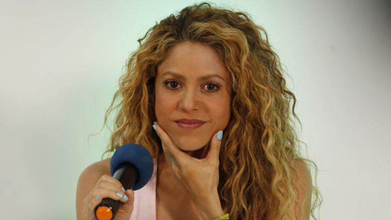 La cantante colombiana Shakira. EFE/Carlos Durán Araújo/Archivo