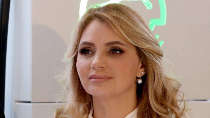 La exprimera dama de México, Angélica Rivera, el 23 de abril de 2018. EFE/ Focke Strangmann/Archivo