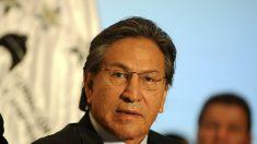 Juez niega fianza al expresidente de Perú Alejandro Toledo por riesgo de fuga