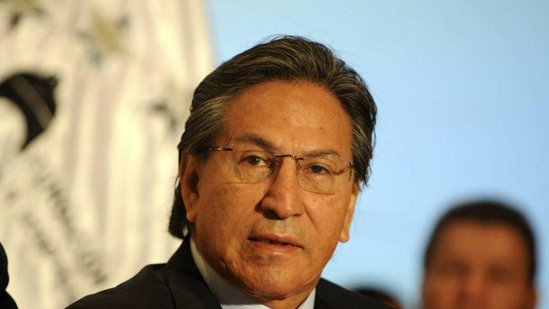 Fotografía de archivo del 14 de junio de 2011 del expresidente peruano Alejandro Toledo. EFE/Saúl Martínez/ARCHIVO