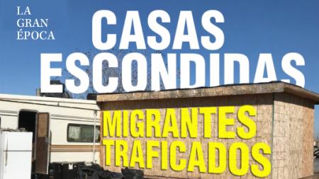 Casas escondidas: un fenómeno oculto y horrible en la frontera México-EE.UU.