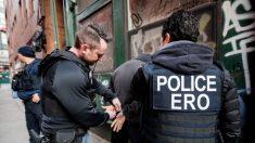 ICE comienza su redada para deportar extranjeros ilegales