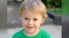 """El """"choque de puños"""" de un niño y una estrella de fútbol que nacieron sin antebrazo se vuelve viral"""