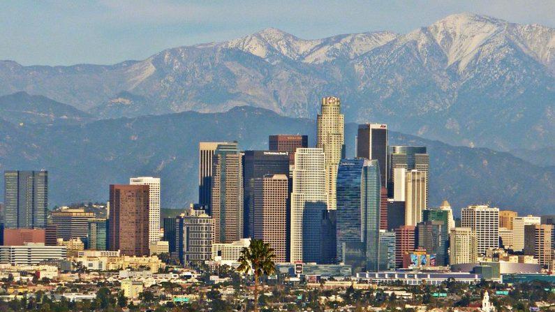 Los Ángeles, California. (Wikimedia)