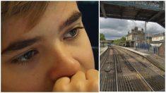 Estudiante de 14 años víctima de bullying se suicida frente 50 compañeros saltando a las vías del tren