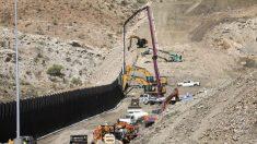 Pentágono: El muro fronterizo crece 1 milla por día, y va en aumento