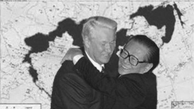 El exlíder comunista Jiang Zemin donó grandes extensiones de tierras chinas a Rusia y otros países