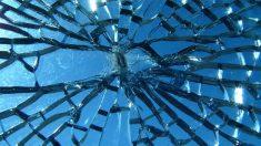 Médicos encuentran un fragmento de vidrio escondido dentro del pómulo de un adolescente