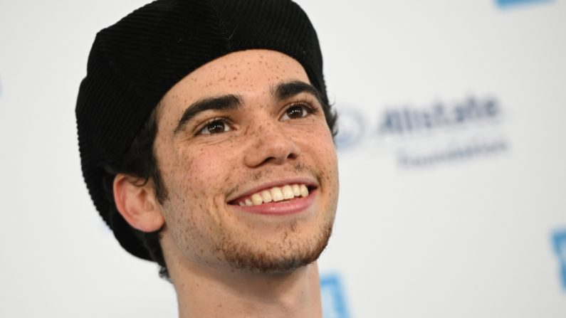 Cameron Boyce. (Crédito: ROBYN BECK/AFP/Getty Images)