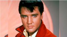 """El único nieto de Elvis Presley creció y su parecido con """"El Rey"""" es impresionante"""