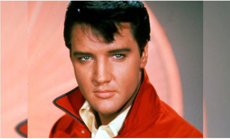 Elvis Presley. (Crédito: Getty Images)