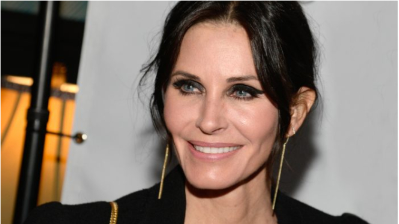 Courteney Cox. (Crédito: Dave Kotinsky/Getty Images)