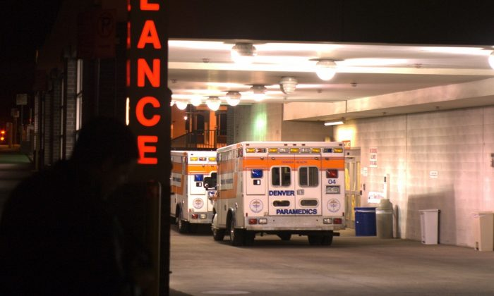 Imagen de archivo de una ambulancia. (S.C. Axman/CC BY 2.0)