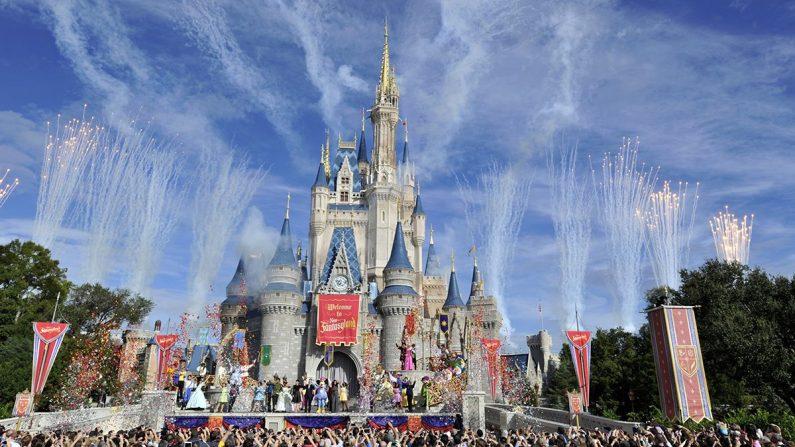 El Walt Disney World Resort en el Lago Buena Vista, Florida, el 6 de diciembre de 2012. (Gene Duncan/Disney Parks via Getty Images)