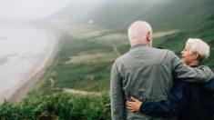 Después de 86 años de matrimonio, pareja revela los secretos del amor verdadero antes de morir