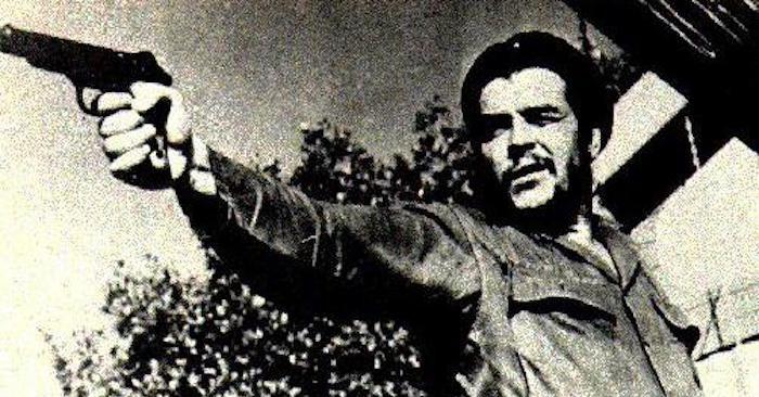 Che Guevara. (Wikimedia Commons)