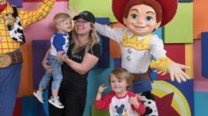 """Kelly Clarkson es criticada en redes sociales por la forma en que """"corrige"""" a sus hijos"""