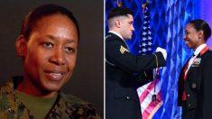 Esta mujer se convirtió en la primera general afroamericana en la historia de la marina de EE.UU.