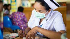 Cámara oculta graba a enfermera pidiendo 10.000 dólares para acelerar un trasplante
